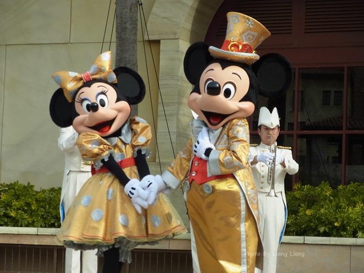 日本迪士尼樂園~我們來囉!