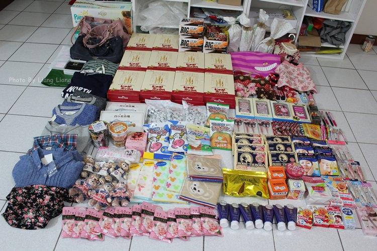 【東京五天四夜遊】相隔三個月又買了一堆戰利品