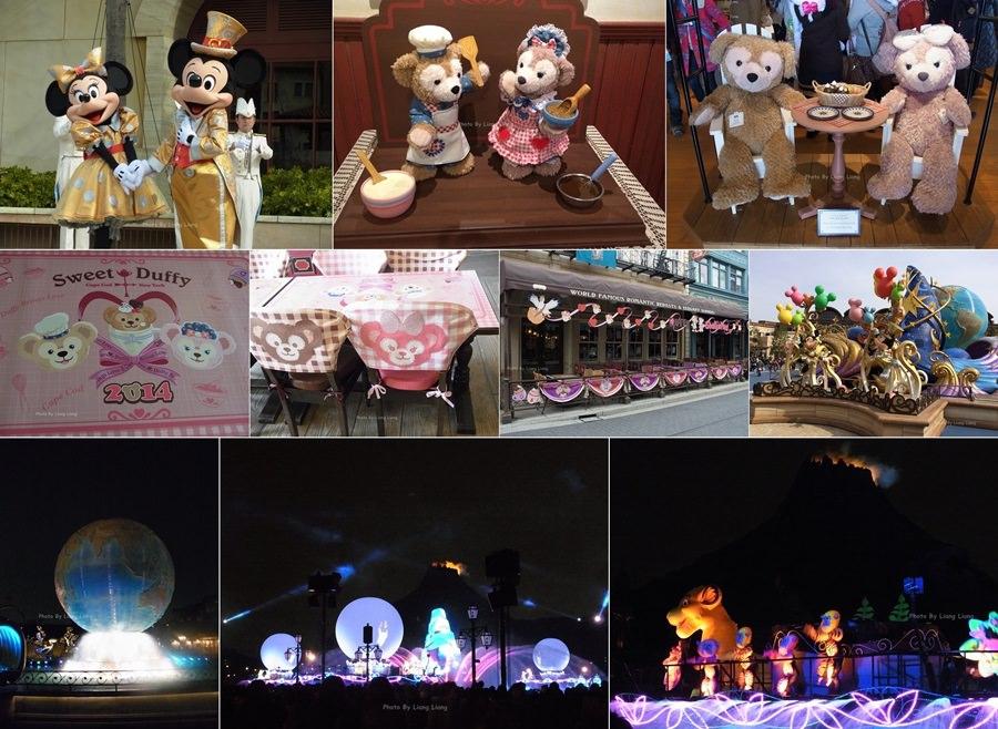 【東京五天四夜遊】迪士尼海洋待上整天也不膩+一蘭拉麵好好吃Day4