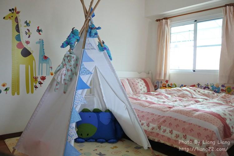 孩子們最喜歡的玩樂小天地‧ Mimi Rabbit 玩具帳篷