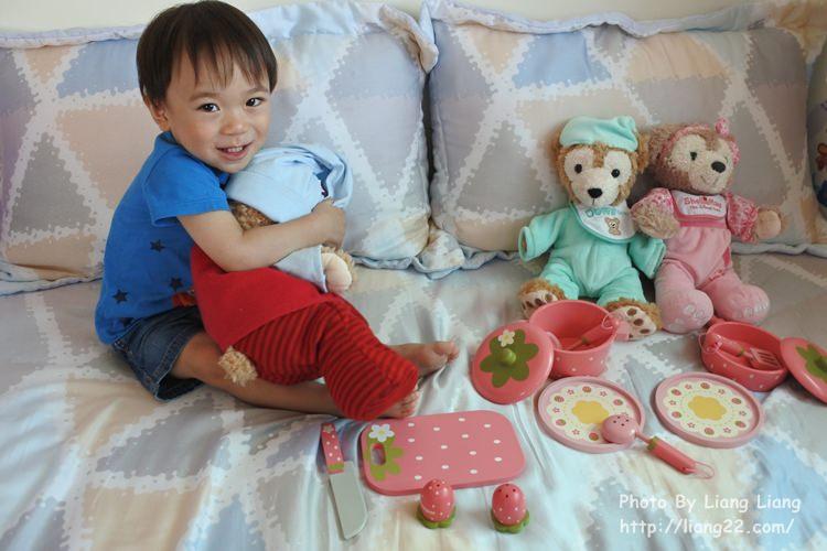 日本Mother garden木質玩具‧超質感CP值爆表~男孩女孩都愛扮家家酒