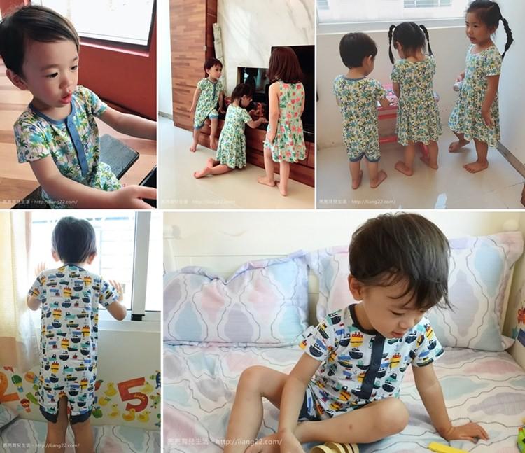 Q比私服(2Y7M)♥美國ZUTANO 100%純棉 居家童裝‧舒適繽紛好可愛
