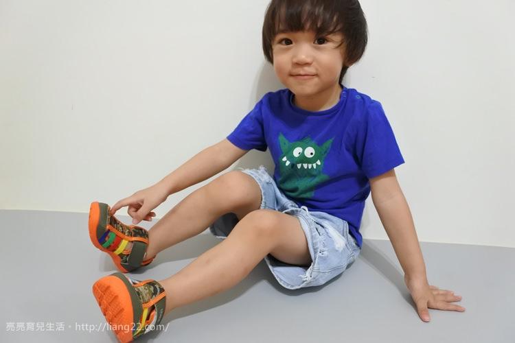 日本機能鞋大品牌 IFME機能童鞋‧我竟然現在才認識它!!!!