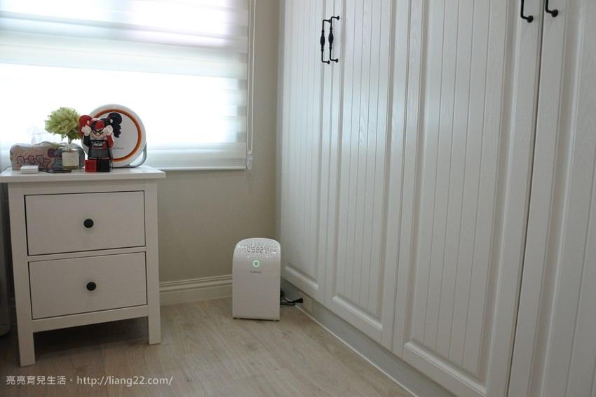 HealthLife負離子迷你防潮除濕機‧高效除濕淨化空氣,居家環境就是要一乾二淨