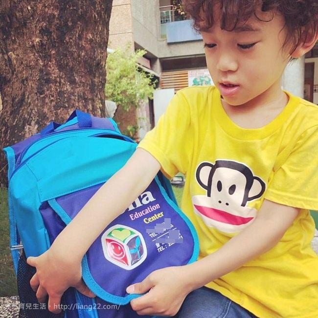 Q比上學趣(4Y9M)♥上學第三天~今天要在學校睡午覺囉!!