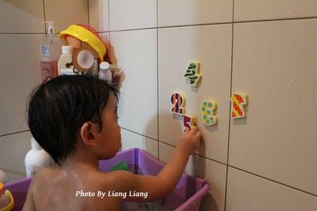 愛上洗澡樂♥美國ALEX浴室貼貼樂&洗澡蠟筆