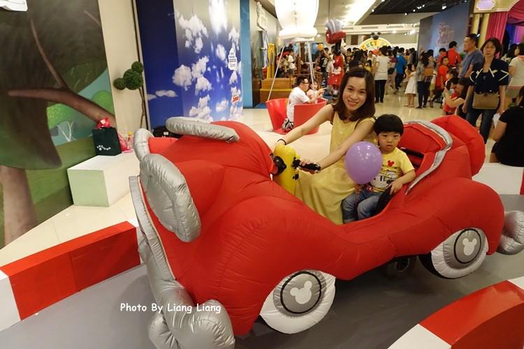【高雄 Disney展】跟著潮流走‧高雄夢時代 Disney Junior 奇妙夢想園地