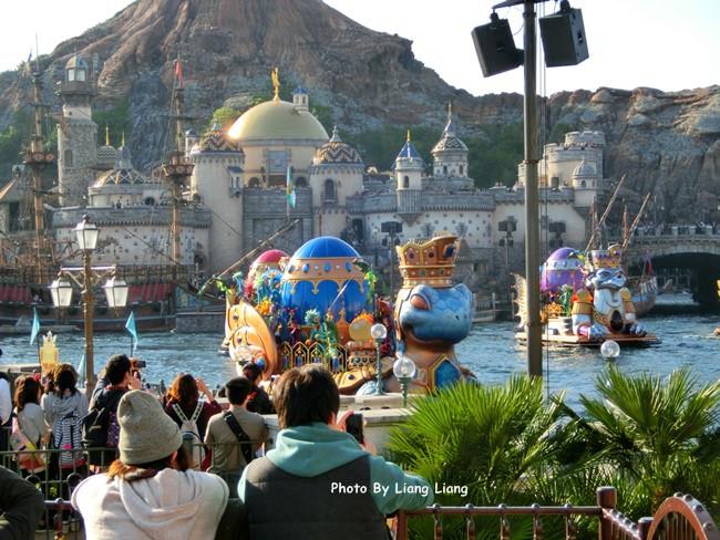 【東京親子遊】讓人童心未泯去不膩的海洋迪士尼♥Day2