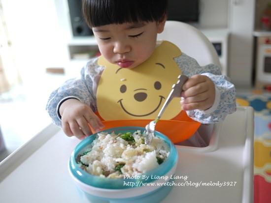 小小亮副食品用具♥thinkbaby&OXO‧兩款餐具分享
