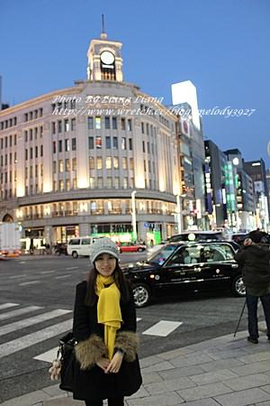 【東京自由行】來銀座走一趟名牌時尚大道♥Day2
