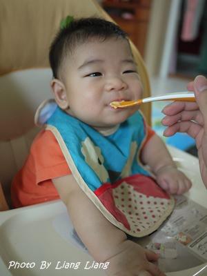 小小亮副食品食譜(6M)♥蛋黃泥