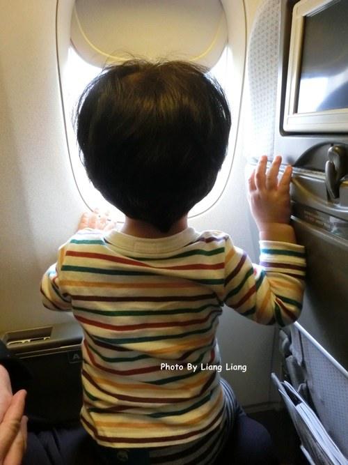 【東京親子遊】第一次單獨帶小亮飛往日本♥Day1