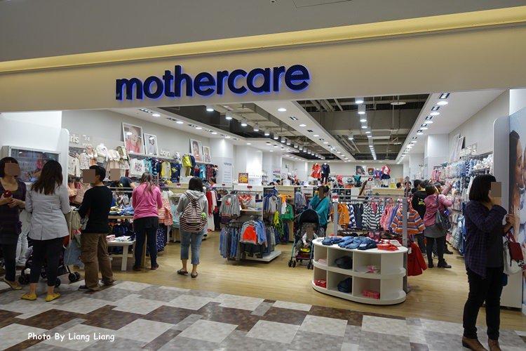 南紡夢時代購物中心開幕♥歡迎光臨mothercare台南區旗艦店